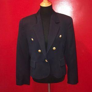 Vintage Dior Military Blazer